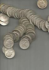 2.50 DOLLARS FACE OF SILVER DIMES