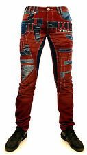 JEAN FASHION HOMME MEN NEUF TOUTE TAILLE HIGHER KOSMO CIPO Dg NEW STAR HOSE PANT