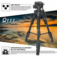 LOT Aluminum Alloy SLR Three Tripod with Ball Head Bag Travel for DSLR SG