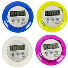 Racing Magnetic Kitchen Digital Timer Alarm Clock Stop Watch