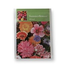 Summer Flowers Seeds for DIY Wedding Favours - Unusual Summer Wedding Favours