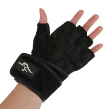 Military Tactical Gloves Half Finger Fingerless Airsoft Cycling Gym Gloves
