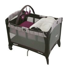 Baby Play Yard Playpen Reversible Napper Changer Graco Pack N Play Portable Bed