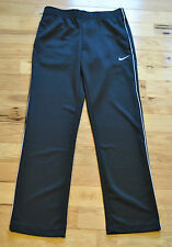 Mens Nike Striker Track Running Pants Black White Size Small & Medium 717280 010