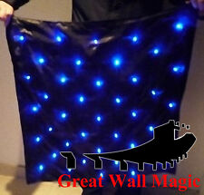 Free shipping Blendo Bag With Blue Lights / stage magic