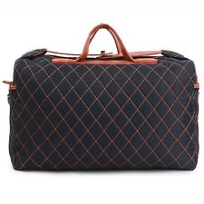 ChanChanBag Mens Quilted Duffle Bag Gym Bag for Women Travel Tote Bag 320 AU