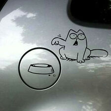 Funny Cat For Auto Car Sticker Vinyl Decal for Auto Car Bumper Vehicle Window