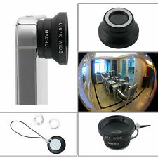 0.67 X Detachable Wide Angle Macro Camera Lens for Mobile Phones iPhone OE