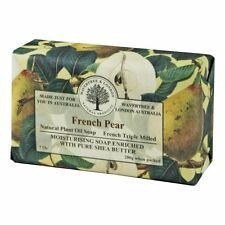 Wavertree & London French Triple Milled French Pear Moisturizing Soap