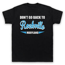 DON'T GO BACK TO ROCKVILLE REM UNOFFICIAL ROCK BAND T-SHIRT ADULTS & KIDS SIZES