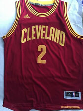Cleveland Cavaliers Kyrie Irving uncle drew red Jersey size S M L XL XXL