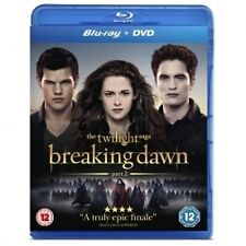 The Twilight Saga - Breaking Dawn - Part 2 (Blu-ray and DVD) NEW AND SEALED