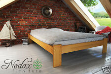 *NODAX*Wooden Pine Small Double 4ft Bedframe&Slats*Option Underbed Drawer