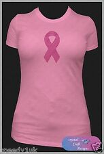 Rhinestone Ribbon T-Shirts