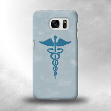 S2815 Medical Symbol Case For Samsung Galaxy S A E J Note
