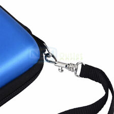 EVA Hard Protective Carry Case Bag Carrying Pouch Shell w/Strap for Nintendo 2DS