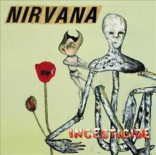Nirvana - Incesticide [CD New], Perfect, Sealed, Free Shipping
