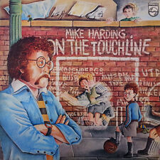 Mike Harding-On The Touchline LP-Philips, 9109 230, 1979, 11 Track