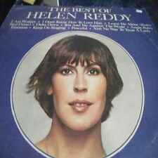 Helen Reddy-The Best Of Helen Reddy LP-Capitol Records, E-ST 11467, 1975, 10 Tra