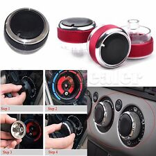 3 Pcs Air Conditioning Heat Control Switch Knob For FORD FOCUS MK2 MK3 Mondeo