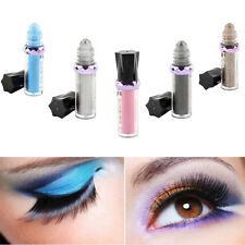 Single Roller Color Eyeshadow Glitter Pigment Loose Powder Eye Shadow Cosmetics