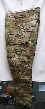 US MILITARY MULTICAM FLAME RESISTANT ARMY COMBAT PANT NEW MADE IN USA VAR SIZES