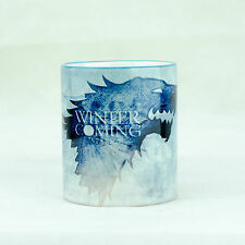 House Stark Mug with name Game of Thrones Personalized Cup Tea Coffee Magic Gift
