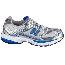 New Balance MR768ST Mens Runner (D) (Silver/Blue)