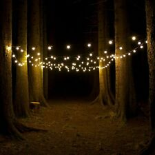 Outdoor Festoon LED Party Lights for Wedding, Garden, Connectable, Globe - IP44