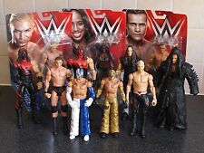 WWE WWF Mattel Elite Basic Action Figures Kane The Undertaker Trish Stratus Rey