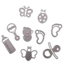 DIY Cutting Dies Stencil Scrapbooking Card Paper Embossing Craft Flower Animals