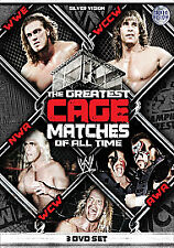 The Greatest Cage Matches Of All Time (DVD, 2011)