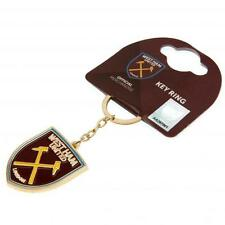 Official Licensed Football Team Key Rings West Ham UInited FC Key Chain Design