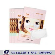 [ ETUDE HOUSE ] Collagen Eye Patch 4g (Two Patches/Pack) (Choose QTY)