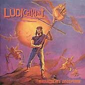 Immaculate Deception [PA] [Remaster] by Ludichrist CD, Mar-1999, Combat Records