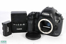 Canon EOS 5D Mark III 22.3 M/P Digital Camera Body (SHUTTER COUNT 38,097)