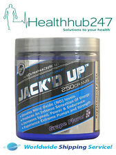 Hi Tech Pharma Pre Workout Jack'D Up Grape | MESOMORPH | C4 | EXPRESS DELIVERY