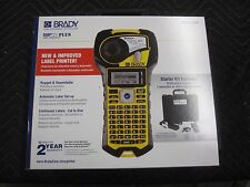 BRADY BMP21-PLUS-KIT1 Label Printer Kit, BMP21-PLUS, AC Adapter bundle