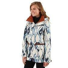NWT BURTON Fremont Womens Insulated Snowboard Ski Jacket, L, Waterproof Jacket