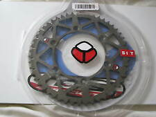 NEW TAG METALS ALUMINUM YAMAHA YZ WR CRF HONDA XR REAR SPROCKET 51T 450-520-51