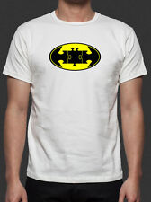 Autism Awareness Support Donate Batman Design New White T-Shirt S-6XL
