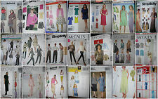Bargain #8 CHOOSE 1 PATTERN sz 6-14 Jacket Tops Skirt Pants Cardigan Vest EASY