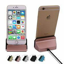 Desktop Charger Stand Docking Station Sync Dock Charge Cradle for iPhone