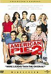 American Pie 2 (DVD, 2002, R-Rated Version Widescreen Collectors Edition) USED J