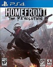 Brand New Factory Sealed Sony Homefront: The Revolution -PlayStation 4 Ps4