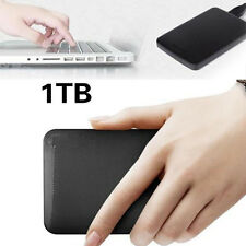 High Speed USB3.0 1TB External Hard Drives Portable Mobile Hard Disk + Cover