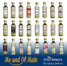 STILL SPIRIT TOP SHELF ESSENCES BOXES OF 10 HOME BREW SPIRIT MAKING