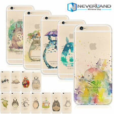 New Funny Animation Movie Totoro Print Phone Case Cover Skin For iPhone 7/7Plus