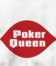 Poker Poker Queen Texas Holdem T Shirt All Sizes & Colors