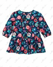 GYMBOREE Baby Girls Forest Friends Flower Dress 3-6 6-12 12-18 Months NWT NEW